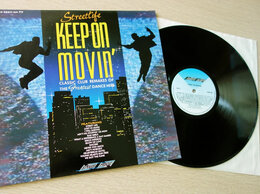 Виниловые пластинки - Streetlife - Keep On Movin' LP - Пластинка, 0