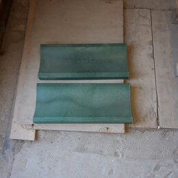 Садовые дорожки и покрытия - Лоток водоотводной полимерпесчаный 500х200х40, 0