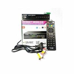 ТВ-приставки и медиаплееры - Приставка для цифрового тв DVB-T2 Divisat, 0