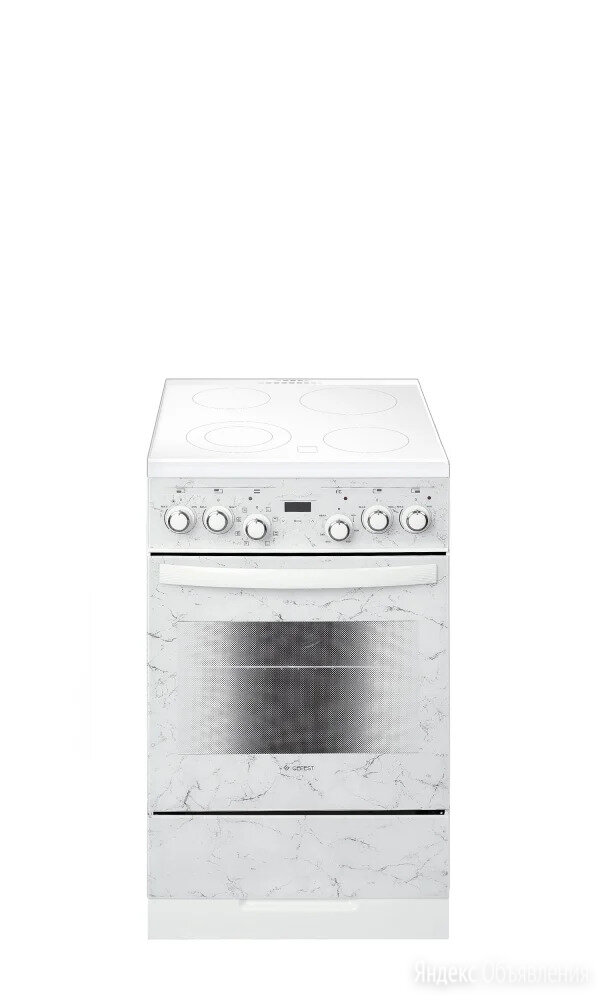 Стеклокерамическая плита GEFEST ЭПНД 5560-03 0052 по цене 38500₽ - Плиты и варочные панели, фото 0