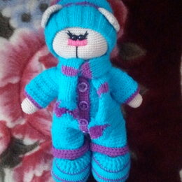 Мягкие игрушки - Игрушка заяц, 0