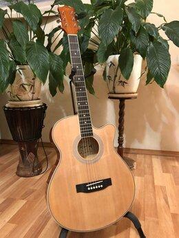 Акустические и классические гитары - Гитара Smiger GA-H60, 0
