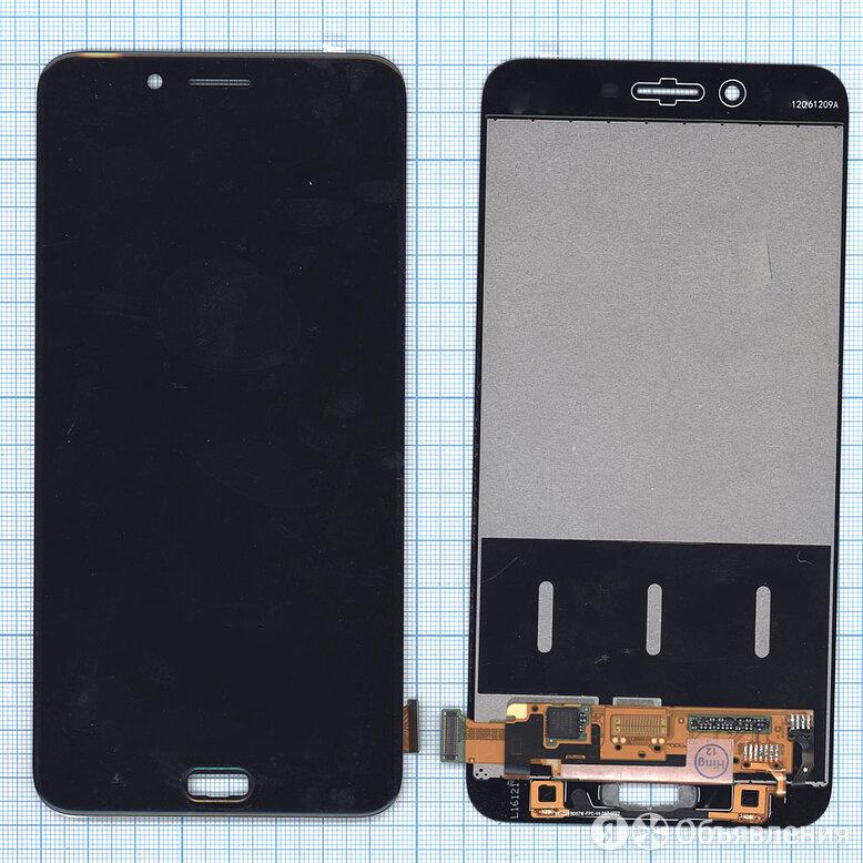Модуль (матрица + тачскрин) для Oppo R9s Plus черный по цене 520₽ - Дисплеи и тачскрины, фото 0