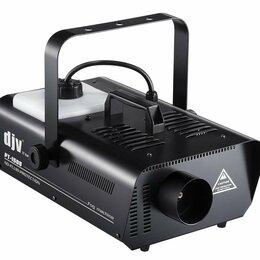 Световое и сценическое оборудование - Генератор дыма PT-1500-DJV 1350Вт DJPower, 0
