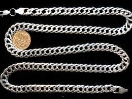 Цепи - Серебряная цепь Двойной Ромб.Вес-30,8…, 0