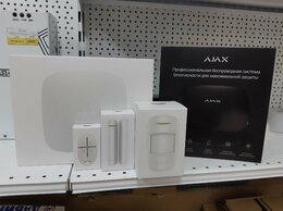 Сигнализация - Комплект охранной сигнализации Ajax StarterKit, 0