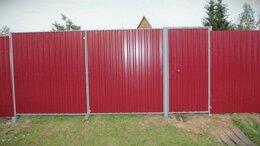 Металлопрокат - Забор из профлиста, 0