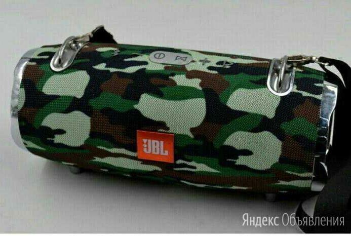 Колонка JBL Xtreme Mini камуфляж.Мощный звук по цене 1397₽ - Портативная акустика, фото 0