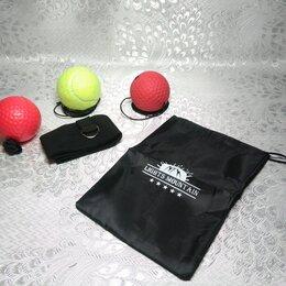 Тренировочные снаряды - Спаррербол для тренировки реакции и удара, 0