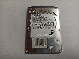 Внутренние жесткие диски - HDD 2.5 Toshiba 0.32Tb Slim, 0