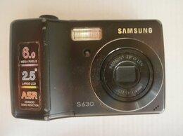 Фотоаппараты - Фотоаппарат Samsung s630, 0