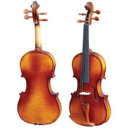 Смычковые инструменты - HMI HV-100F 3/4 Скрипка Student 3/4,  в кейсе,…, 0