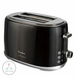 Тостеры - Тостер TESLER TT-255 BLACK, 0