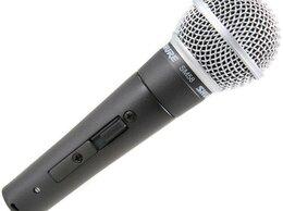 Микрофоны - Микрофон Shure SM58SE, 0
