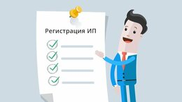 Финансы, бухгалтерия и юриспруденция - Регистрация ИП без похода в ФНС, 0