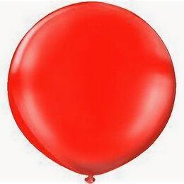 """Украшения для организации праздников - Шар Красный, 36"""", 0"""