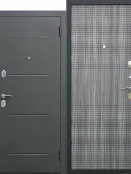 Входные двери - Дверь входная ГАРДА Муар Венге тобакко 7,5 м, 0