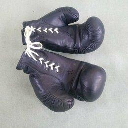 Боксерские перчатки - Перчатки боксерские. СССР, 0