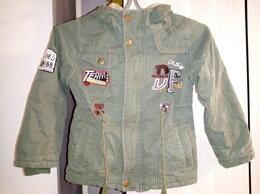 Куртки и пуховики - Куртка зимняя для мальчика, 0