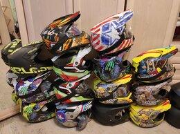 Спортивная защита - Детский, Шлем мотокроссовый, размер S, обхват…, 0
