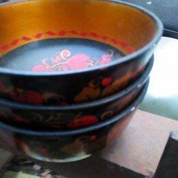 Декоративная посуда - Хохлома, 0