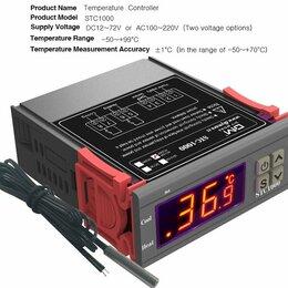 Электрический теплый пол и терморегуляторы - Терморегулятор цифровой термостат регулятор…, 0