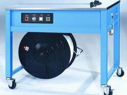 Упаковочное оборудование - Полуавтоматическая стреппинг-машина ТР-202, 0