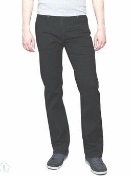 Джинсы - Черные джинсы мужские W5750 RAW BLACK  MoscowDandy, 0