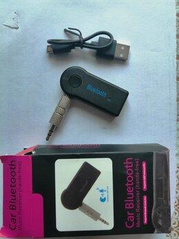Цифро-аналоговые преобразователи - Мини Bluetooth - AUX - Hands free адаптер, 0