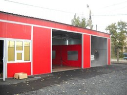 Дизайн, изготовление и реставрация товаров - Быстровозводимые здания из металлоконструкций, 0