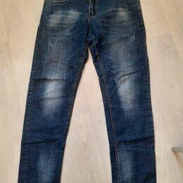 Джинсы - Продам джинсы состояние отличное единственное нужно поменять на ширинке замок, 0