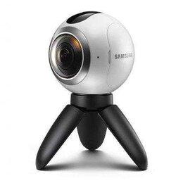 Экшн-камеры - Панорамная камера Samsung Gear 360 SM-C200 б/у, 0