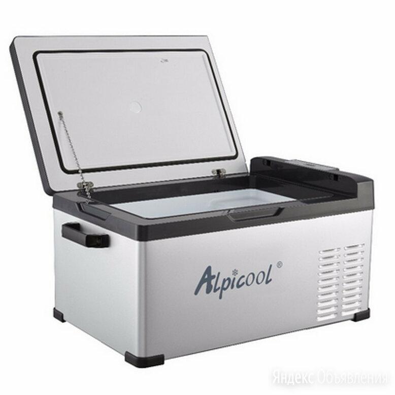 Автохолодильник Alpicool C25 по цене 18349₽ - Сумки-холодильники и аксессуары, фото 0