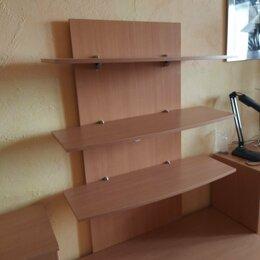 Полки, стойки, этажерки - Панель с полками производство Дятьково , 0