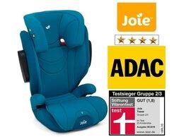 Автокресла - Автокресло Joie Traver Isofix 15-36кг, 0