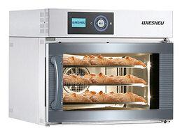 Жарочные и пекарские шкафы - Печь конвекционная Wiesheu MINIMAT 43 S COMFORT, 0