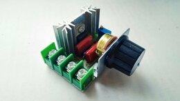 Измерительные инструменты и приборы - Регулятор напряжения (диммер), 0