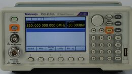 Лабораторное оборудование - Векторный генератор Tektronix TSG4104A +опциями…, 0