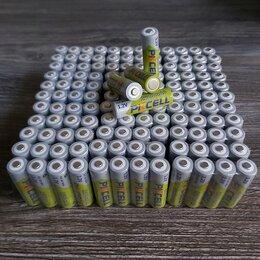 Батарейки - Аккумуляторы Pkcell 2600mAh AA/ААА, новые, 0
