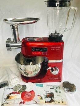 Кухонные комбайны и измельчители - Кухонный Комбайн Новый, 0