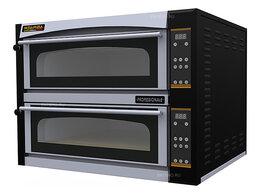 Жарочные и пекарские шкафы - Печь для пиццы WLBake WellPizza Professionale 66D, 0
