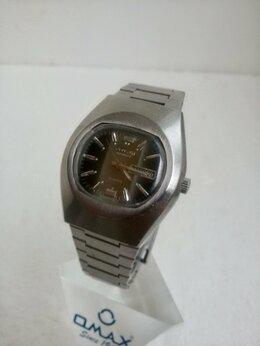 Наручные часы - Часы наручные мужские CITIZEN 4-653033 TA, 0
