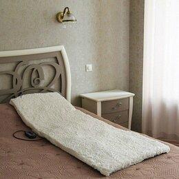 Массажные матрасы и подушки - Массажный матрац с мехом Massage Mat, 0