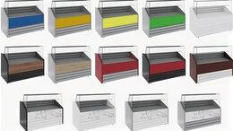 Холодильные витрины - Нейтральная витрина Полюс Colore GС75 N 1,0-1, 0