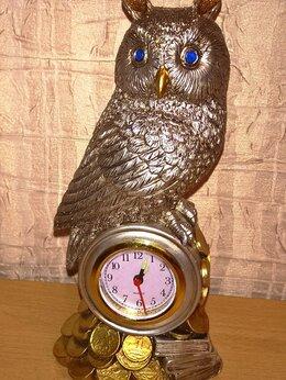 Часы настольные и каминные - Часы настольные «СОВА» IRNP-15 IRIT. НОВЫЕ., 0
