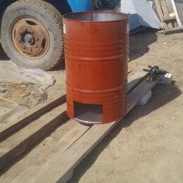 Бочки - Бочка для сжигания садового мусора, 0