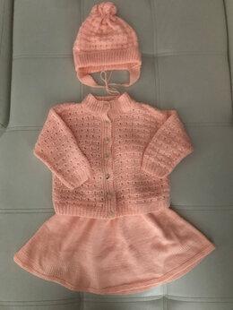 Комплекты - Вязаный костюмчик (1-2 года), 0