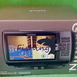 Эхолоты и комплектующие - Эхолот Garmin Striker 7sv Plus GT52, 0