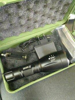 Фонари - Ручной фонарь аккумуляторный FA-1891 T6, 0
