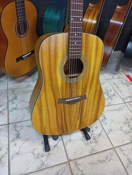 Акустические и классические гитары - Гитара FLIGHT D-175 AC Акация, 0